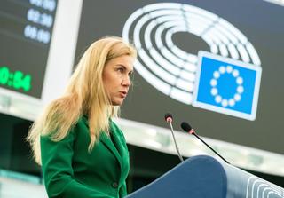 Kadri Simson. Photo: Philippe Buissin / European Union