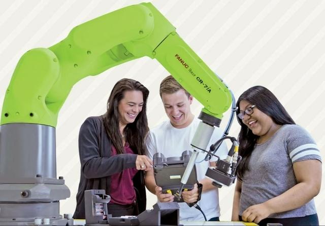 Photo: International Federation of Robotics