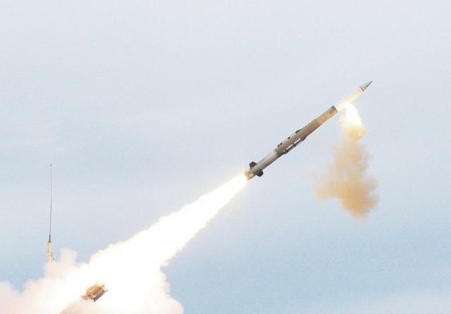 PAC-3 missile. Photo: Lockheed Martin