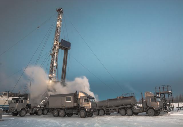 Arctic drilling. Credit: Vladimir Endovitskiy / Shutterstock