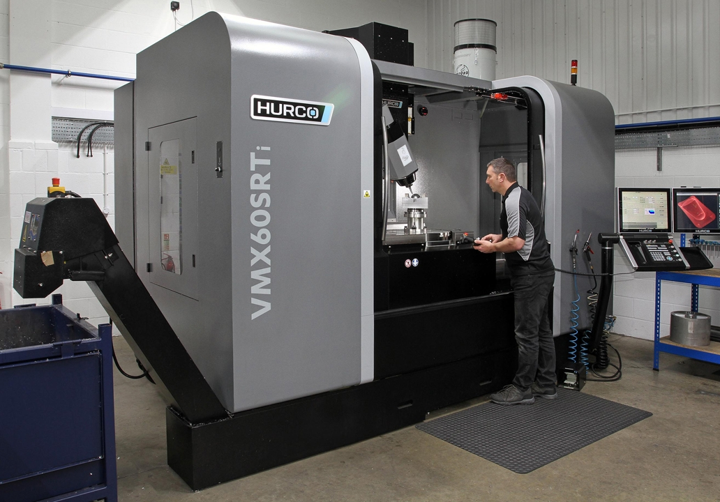RST Engineering expands milling capacity with Hurco machines